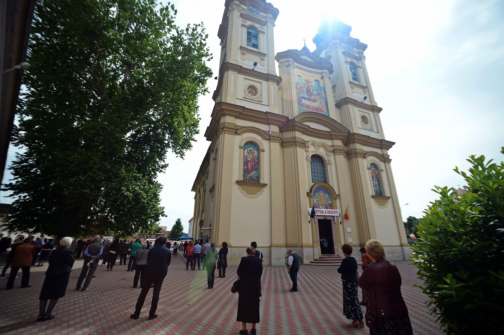 Sprijin financiar pentru bisericile din Lugoj și din satele aparținătoare