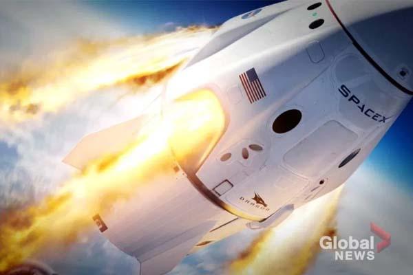 VIDEO! Moment istoric! Capsula Crew Dragon a Space X a fost lansată cu succes