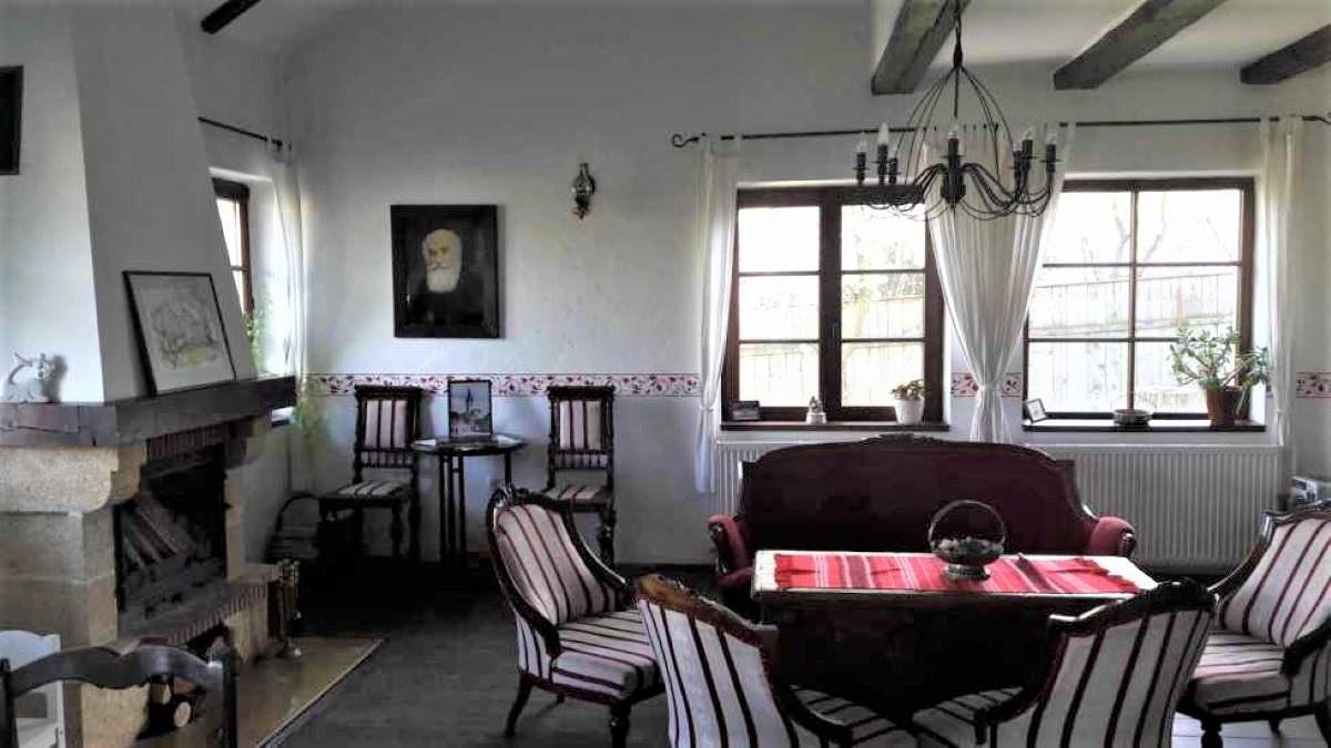 [FOTO] Pensiunea din Banat care te introduce în atmosfera vechilor case șvăbești