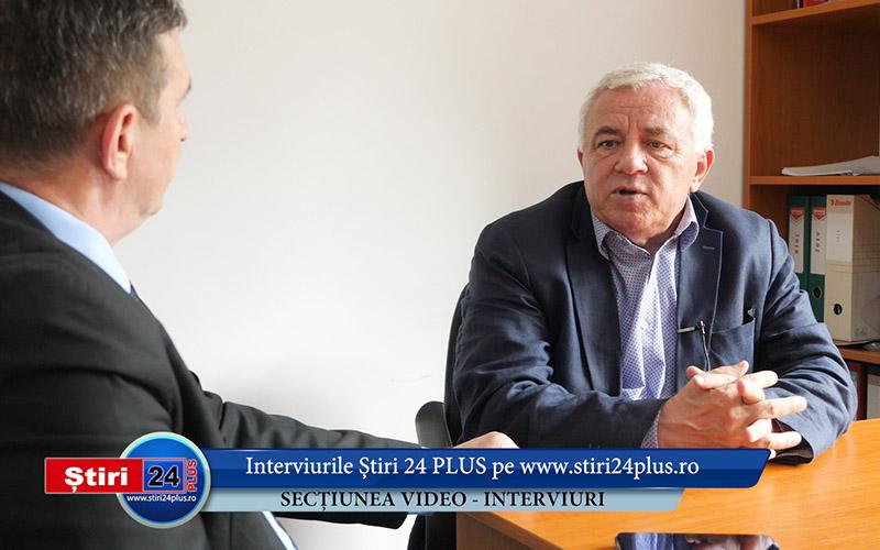 Interviu exclusiv pentru Stiri24 PLUS cu Titu Bojin