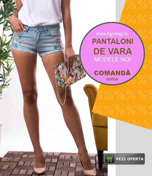 Pantaloni blugi Femei scurti de plaja