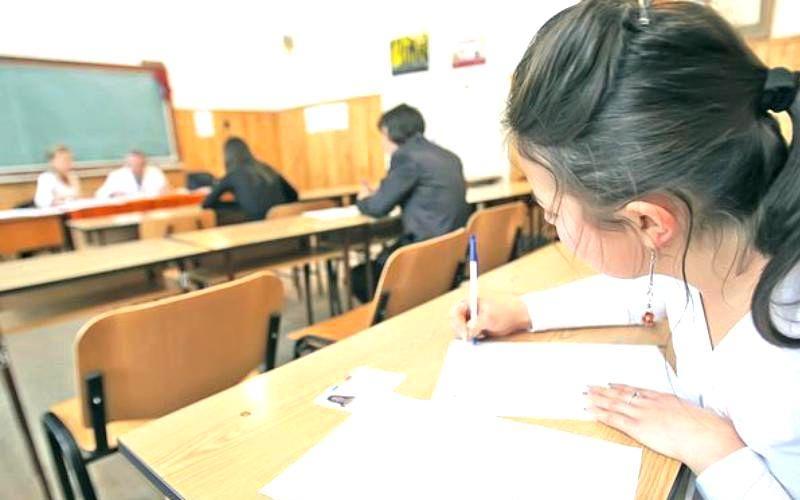 Elevi eliminați din bacalaureat în vestul țării.