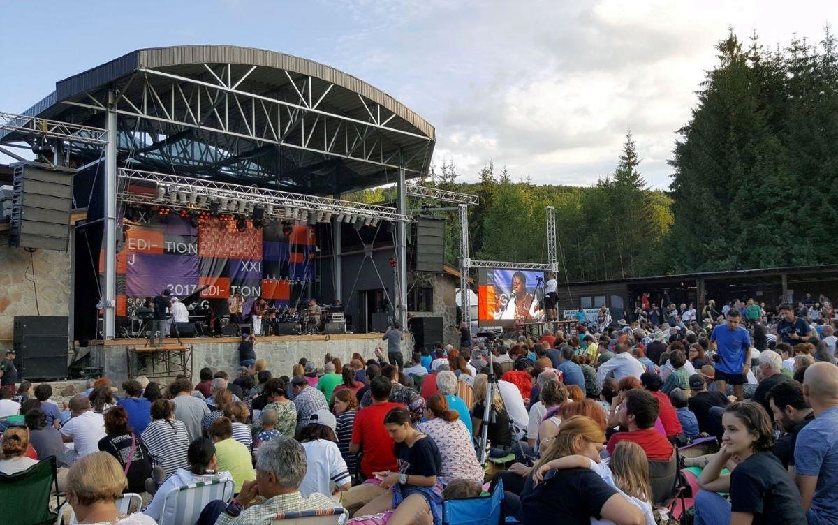 Festivalul de Jazz de la Gărâna a fost reprogramat