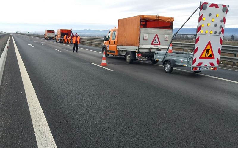 Reparații pe autostrada A1 Timișoara – Lugoj; circulația va fi restricționată