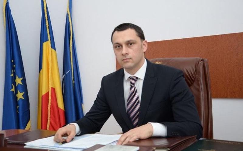 Noul șef al IPJ Timiș este un lugojean. Fostul șef al polițiștilor timișeni, detașat în Dolj