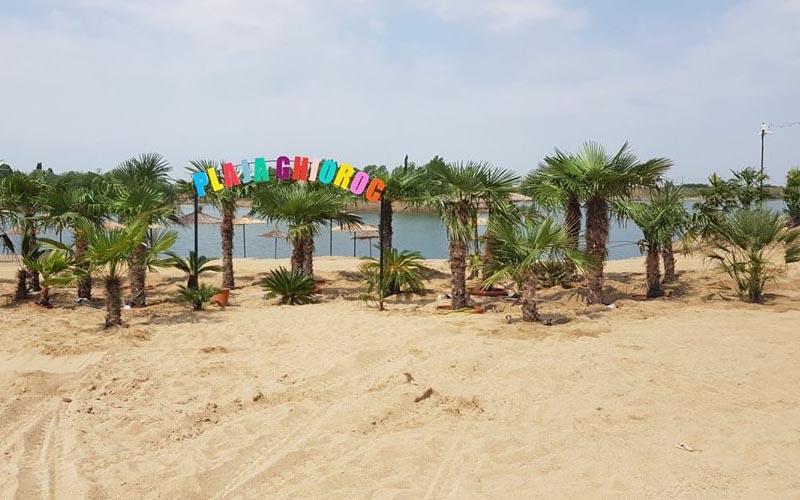 Lacul Ghioroc devine oficial stațiune turistică de interes local