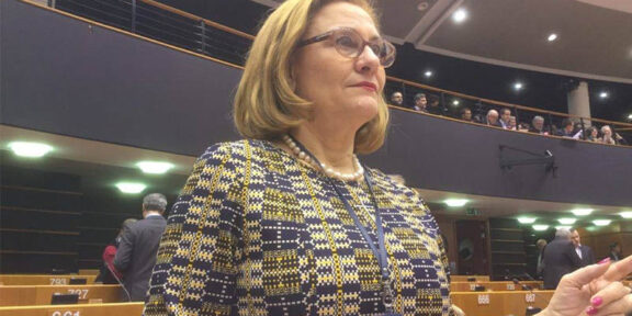 Maria Grapini Comisia Europeana - Transport Mobilitate