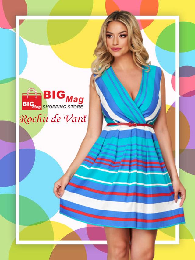 Rochii de Vara Modele Noi la Magazin BIG Mag