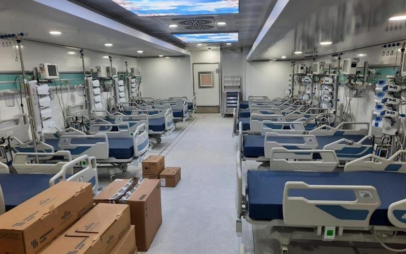La Timișoara este așteptată o a doua unitate mobilă de terapie intensivă