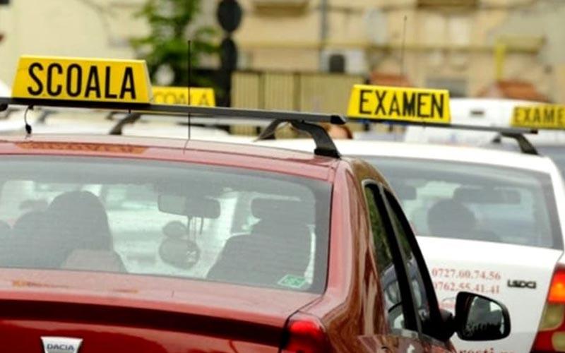 Se reia activitatea de examinare pentru obținerea permisului de conducere
