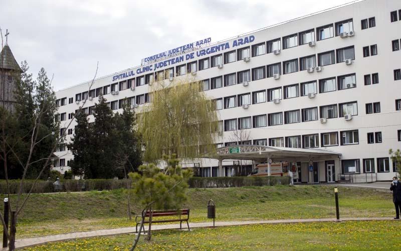 Consultații programate telefonic la ambulatoriul Spitalului Județean Arad