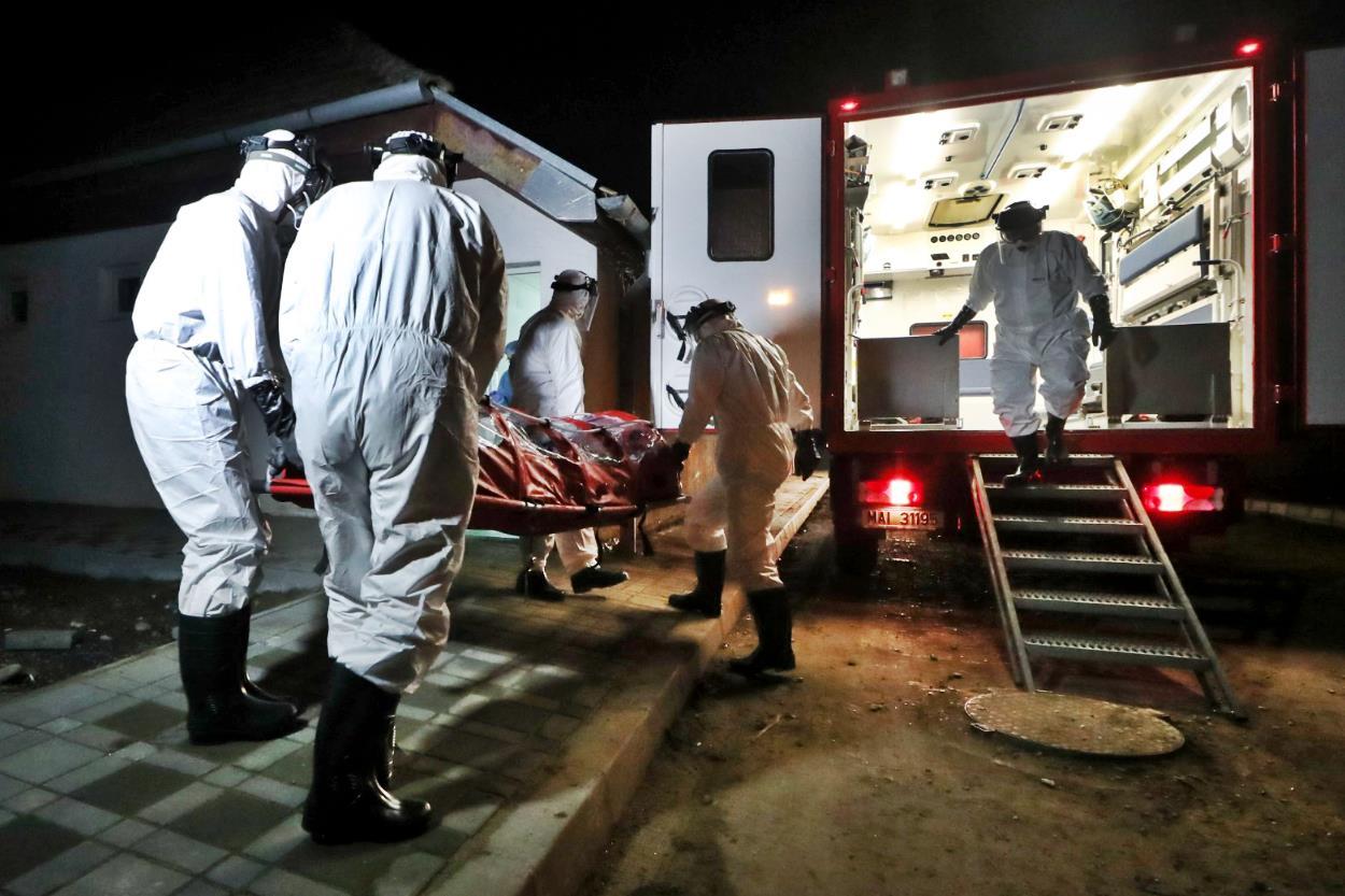 Bilanț: 1.232 de cazuri noi de persoane infectate cu SARS CoV-2 și un număr record de decese: 48