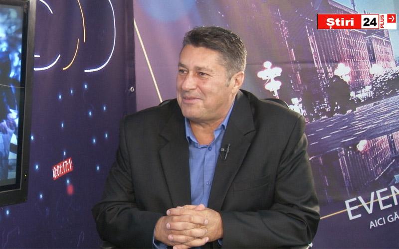 Interviu Știri24 PLUS cu Adrian Ștef, candidat ALDE la funcția de primar al Municipiului Lugoj