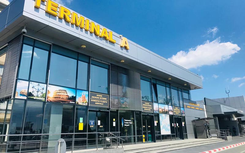 Aeroportul din Timișoara va fi administrat de CJ Timiș și CL Timișoara