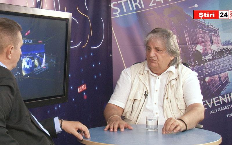VIDEO Interviu Știri24 PLUS cu Francisc Boldea – Candidat la funcția de Primar al Mun. Lugoj