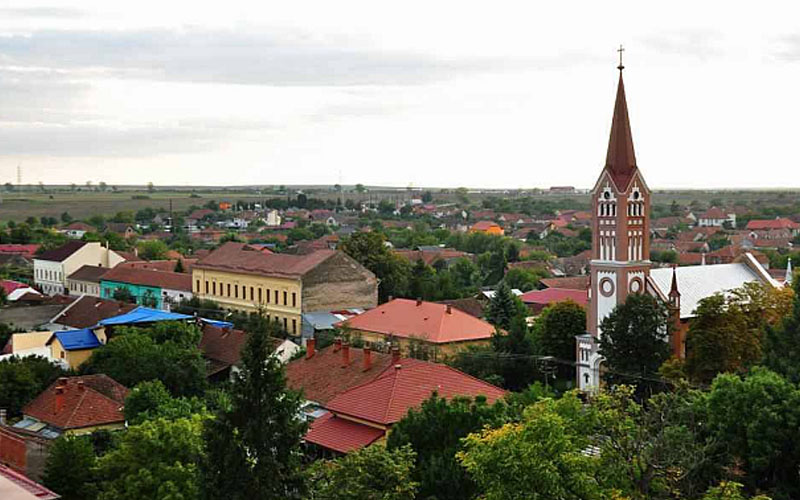 Un centru comercial de invidiat va fi realizat în orașul Buziaș