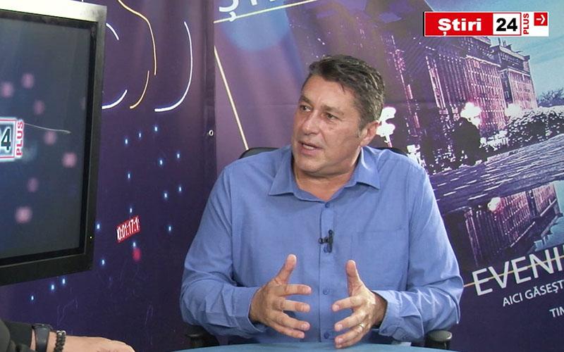 Interviu cu Adrian Ștef, candidat ALDE la funcția de Primar la Lugoj