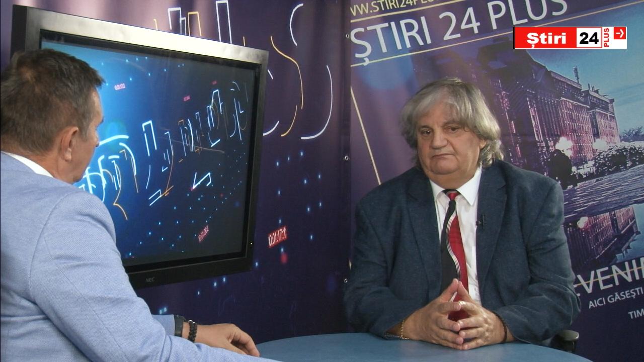 De ce dorește Francisc Boldea să câștige înca un mandat de 4 ani, la cârma orașului Lugoj – Interviu Știri24 PLUS