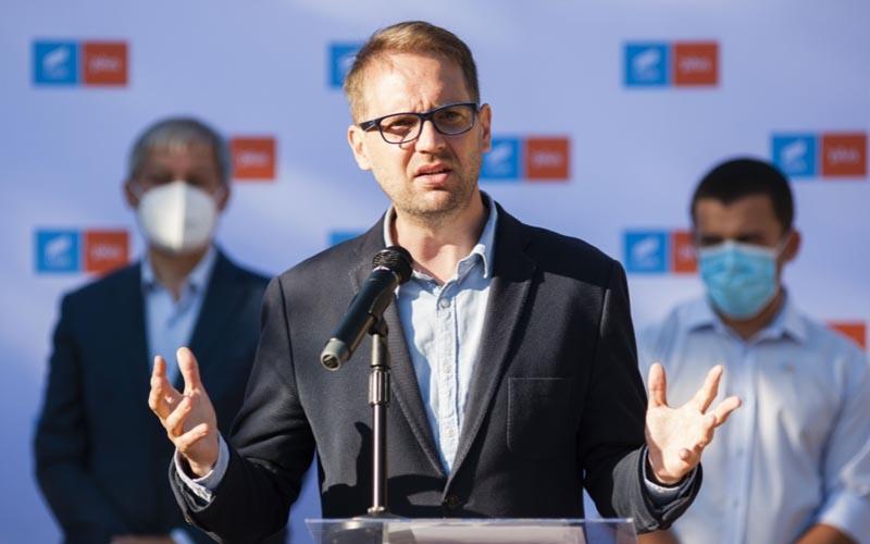 Dominic Fritz: Nu am îndoieli că dreptul meu la candidatură va fi validat.