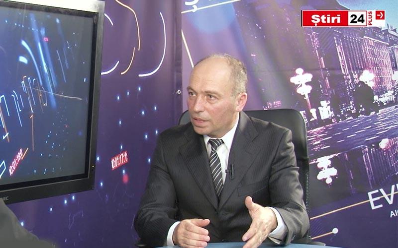 Candidatul PPU-SL, Ion Teca,  la funcția de primar al Lugojului ne spune cu vede el rezolvarea problemelor din oraș – Interviu Știri24 PLUS