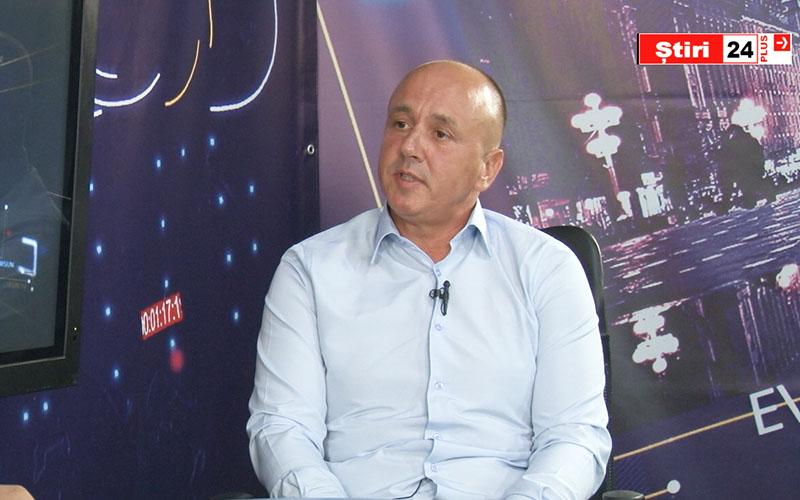 Interviu Știri24 PLUS cu Nicolae Valentin Baniciu candidat PPU ss la functia de Primar în Orțișoara