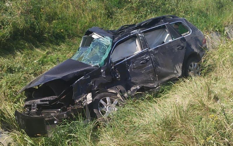[FOTO] Grav accident de circulație pe centura Lugojului