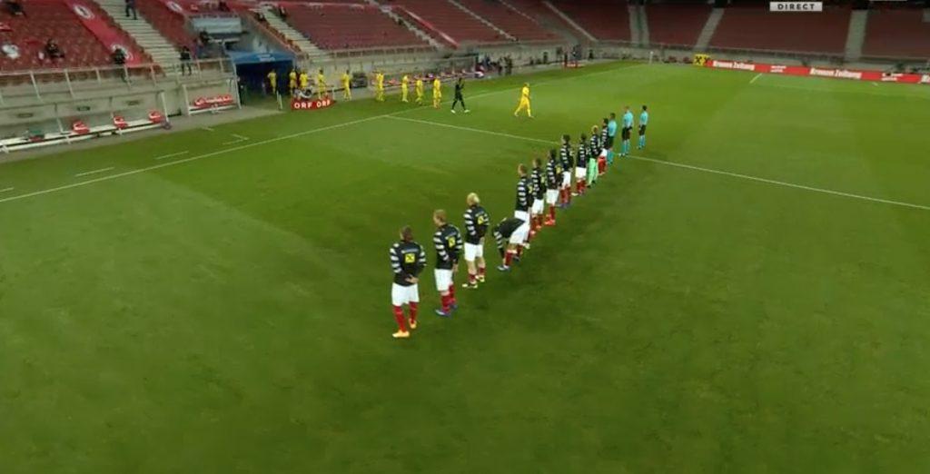 NEBUNIE Se naște o nouă națională: România a bătut Austria, în deplasare, în Liga Națiunilor, cu 3-2