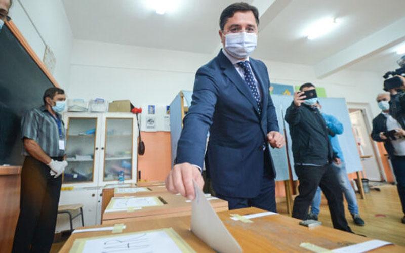 [VIDEO] Claudiu Buciu a votat și este pregătit să reclădească Lugojul