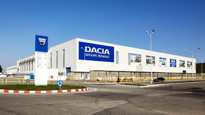Salvarea DACIA vine tot de la grupul Renault!