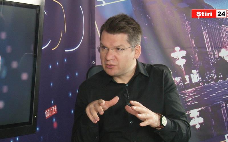 Interviu cu Mihai Neamțu, noul președinte PMP Timiș