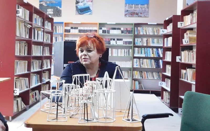 Henrieta Szabo, directoarea Bibliotecii Municipale Lugoj consideră inoportună închiderea instituției pe care o conduce.