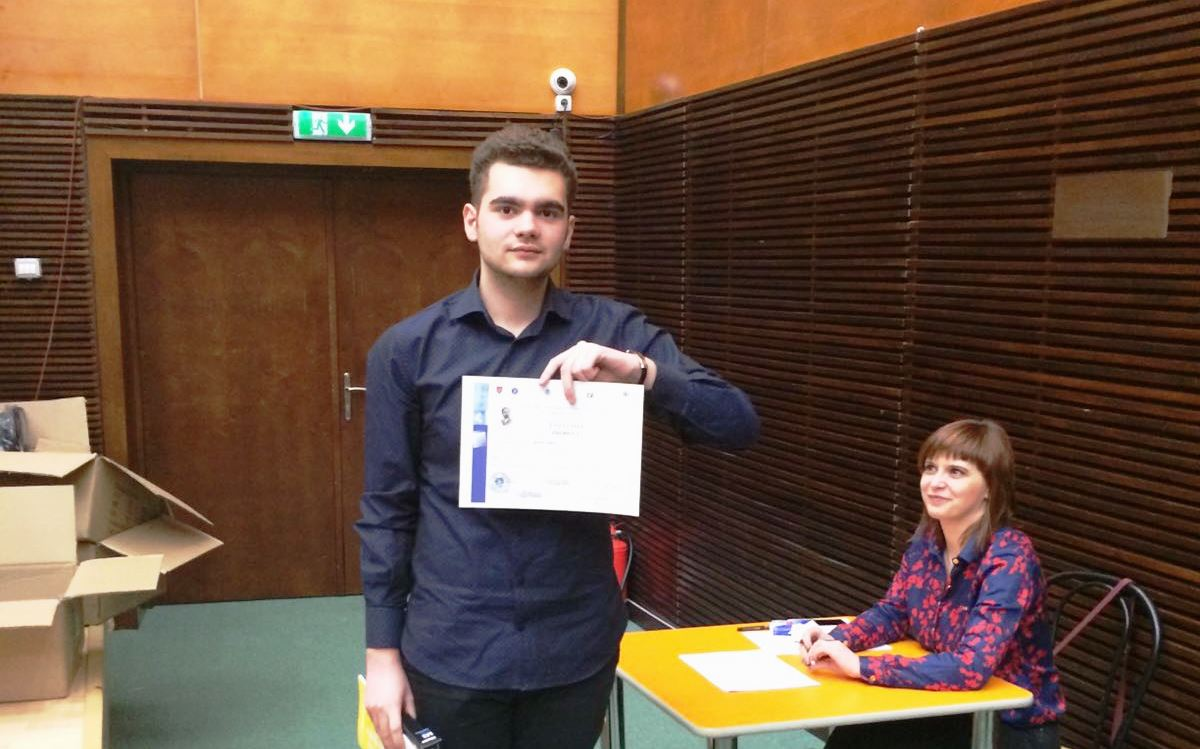 Lugojeanul de la Oxford a câștigat încă două medalii internaționale în matematică