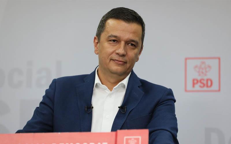 Sorin Grindeanu deschide lista PSD Timiș la Camera Deputaților, iar Eugen Dogariu la Senat