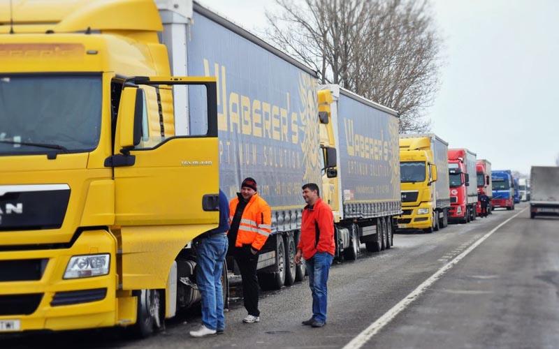 Restricții de circulație către Vama Nădlac 2, în următoarele două luni