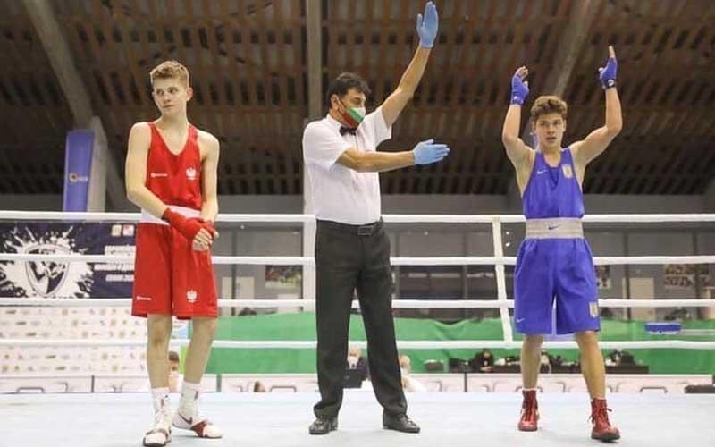 Două medalii la Campionatele Europene de box pentru România
