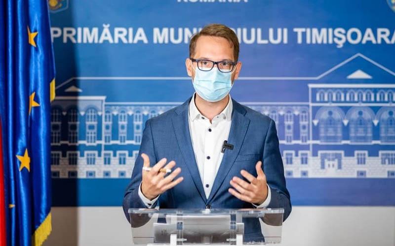Primarul Timișoarei anunță că 9 centre de vaccinare din oraș vor funcționa în spații private