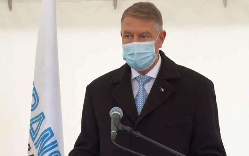 [VIDEO] Declarații susținute de Klaus Iohannis și Ludovic Orban, după vizitarea Stației de Comprimare din Jupa.