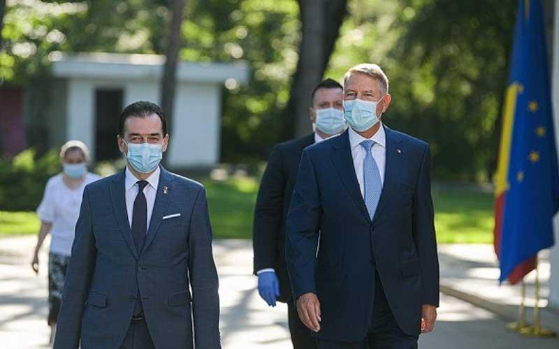 Președintele Klaus Iohannis și premierul Ludovic Orban, vizită în Banat.