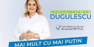 ligia dugulescu candidat PMP