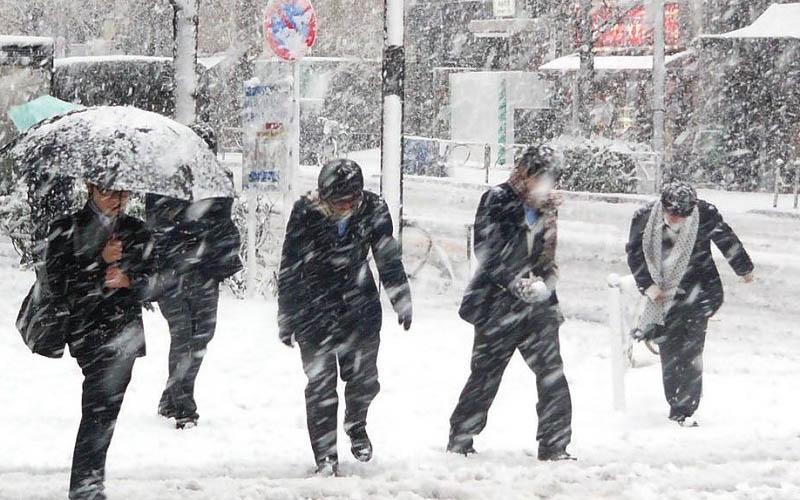 Vreme închisă cu ninsori în Banat
