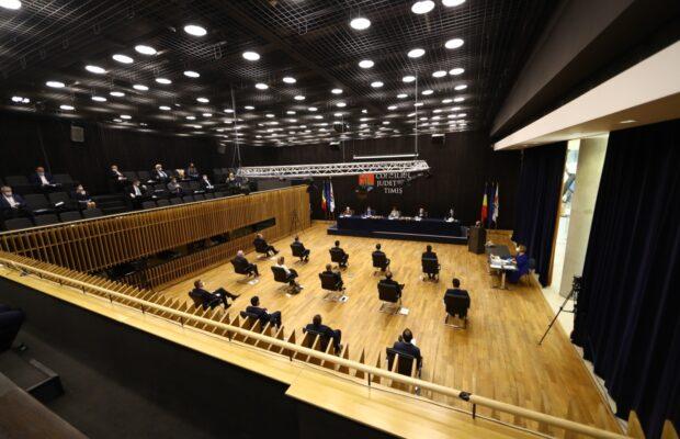 Conducere executivă completă la CJT, înainte de Revelion