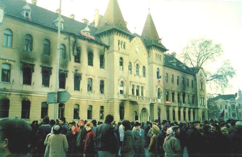 Lugojul marchează în acest an, pe data de 20 decembrie, 31 de ani de când a devenit cel de-al doilea oraș liber de comunism din țară.