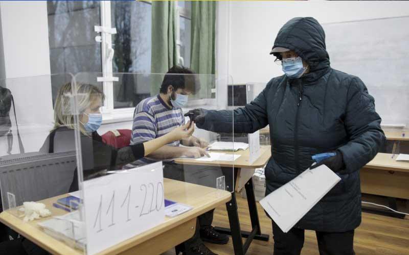 Prezența în Lugoj la VOT mai sczăută față de 2016
