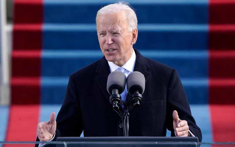 Joe Biden a devenit cel de-al 46-lea preşedinte al SUA