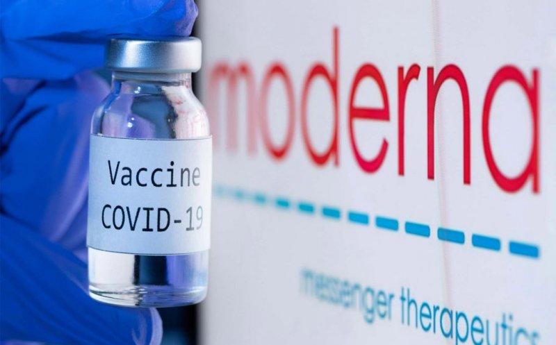 ULTIMA ORĂ Românii vor putea folosi și vaccinul Moderna: Comisia Europeană a autorizat folosirea lui