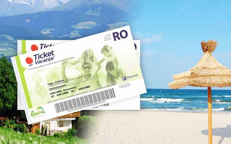 Voucherele de vacanță nu se mai acordă în 2021, dar sunt încă valabile tichetele de anul trecut.