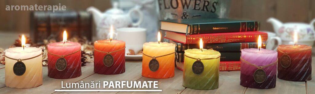 aromaterapie lumanari parfumate