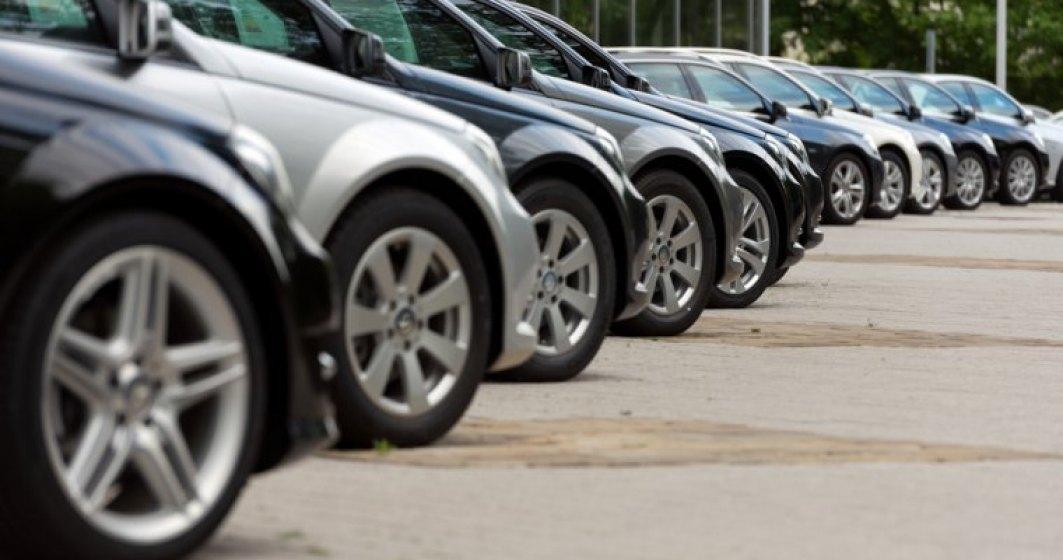 Vânzările auto se prăbuşesc în Europa. În România, înmatriculările de noi autoturisme au scăzut cu 21,9%
