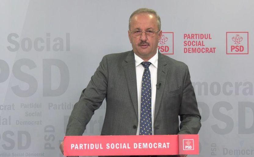 Vasile Dîncu anunță o schimbare a PSD-ului în Europa: Nu vom mai accepta mecanic