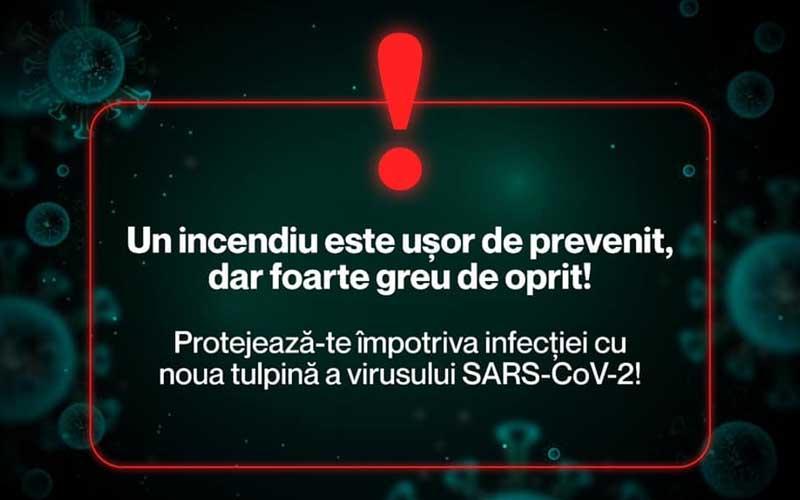 INSP recomandă carantina în Timișoara și alte localități din Timiș.